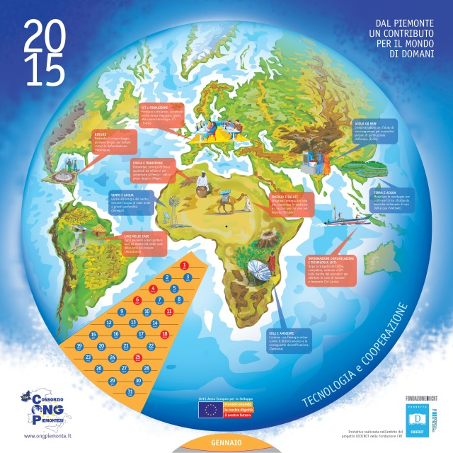 Calendario COP 2015